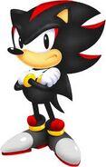 Classic shadow the hedgehog by anotherblazehedgehog-d4haqkc