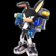 Custom hero grey the rabbit maskless alt by nibroc rock-dbwq5dz