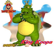 King Koopa 3D