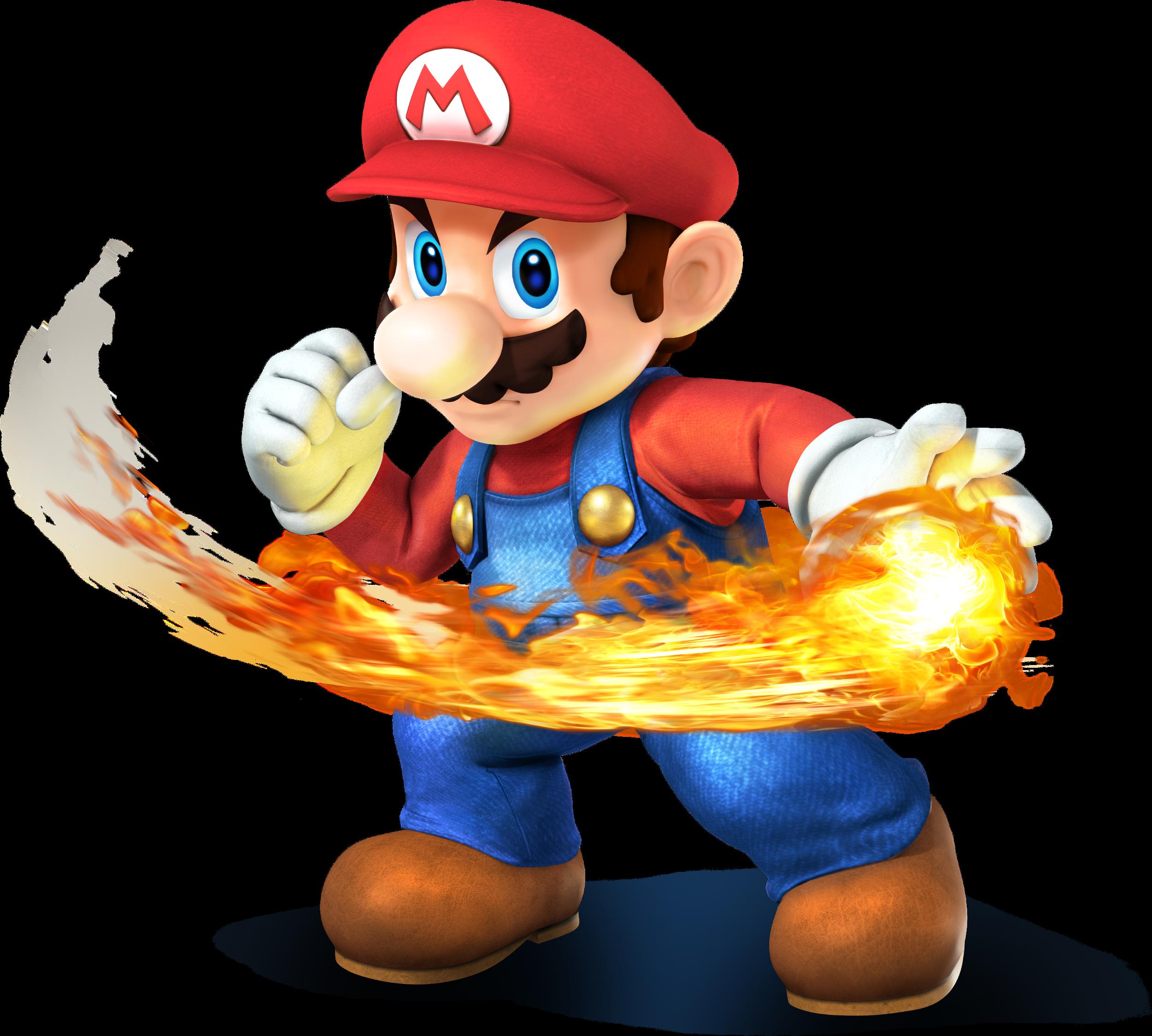 Super Smash Bros. Scuffle