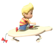 1.4.Lucas on his Mr. Saturn Table