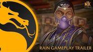 Mortal Kombat 11 Ultimate Official Rain Gameplay Trailer