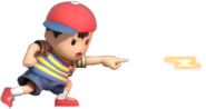 0.14.Ness using PK Fire
