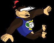 Chunky Kong Spikers
