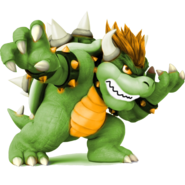 King Koopa (Super Mario TV Series)