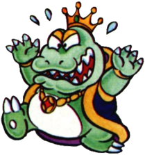 Wart king of frogs