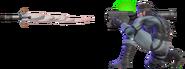 0.18.Snake shooting Missile