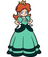 2D Daisy - Green