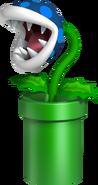 Ice Piranha Plant - Mario Kart Wii