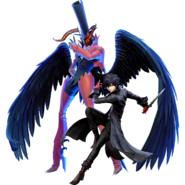 Joker Arsene SSBUltimate