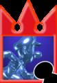 KingdomCard BlueSilverLuigi