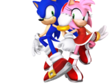 New Sonic and New Amy