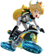 Bowsette - Mario Kart 8