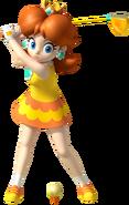 Daisy Artwork - Mario Golf World Tour