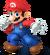 Mario Artwork (alt) - Super Smash Bros. Wii U 3DS.png