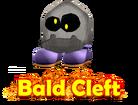 1.BMBR Bald Cleft 0