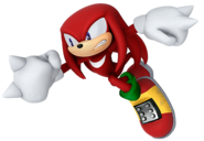 Knuckles (Trading Cards)