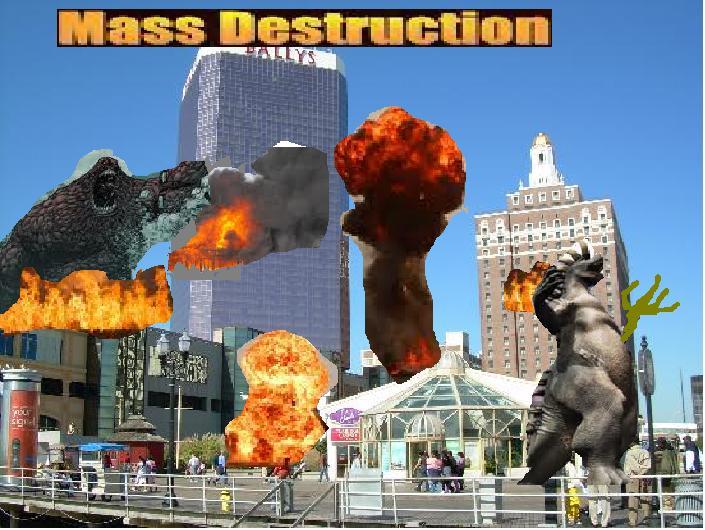 Mass Destruction (Game)
