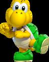 Green Dancing Koopa Troopa