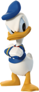 INFINITY Donald Duck render