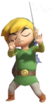 1.12.Toon Link using the Wind Waker