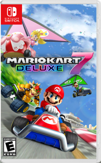 Mario Kart 7 Deluxe Fantendo Game Ideas More Fandom