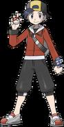 Ethan Pokemon