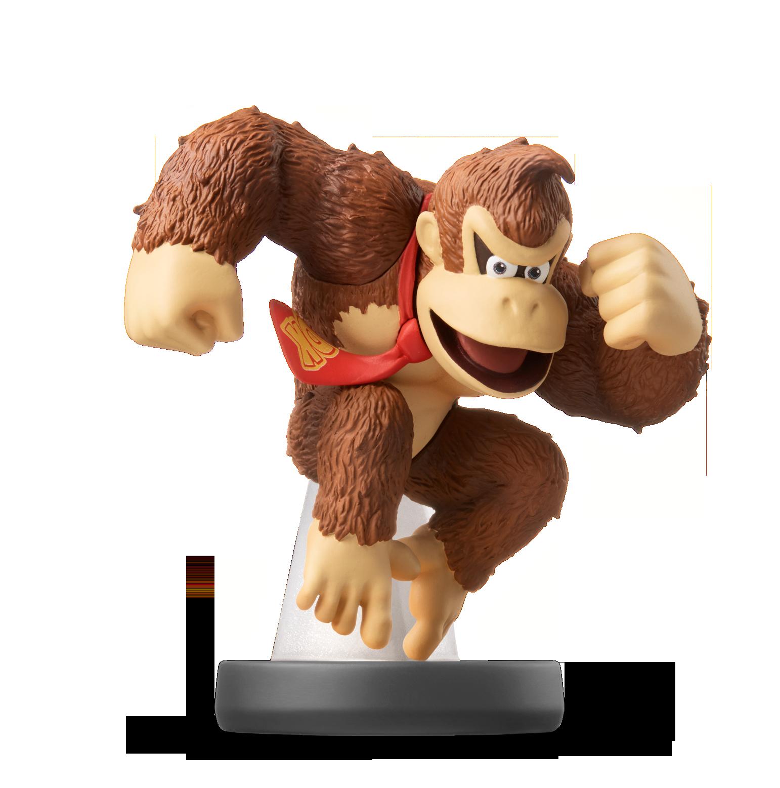 Amiibo/Donkey Kong