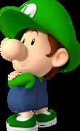 Baby Luigi - Mario Kart Wii