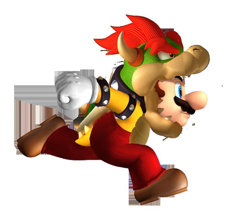 Bowser Mario