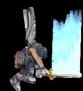 3.9.Chrom using Soaring Slash