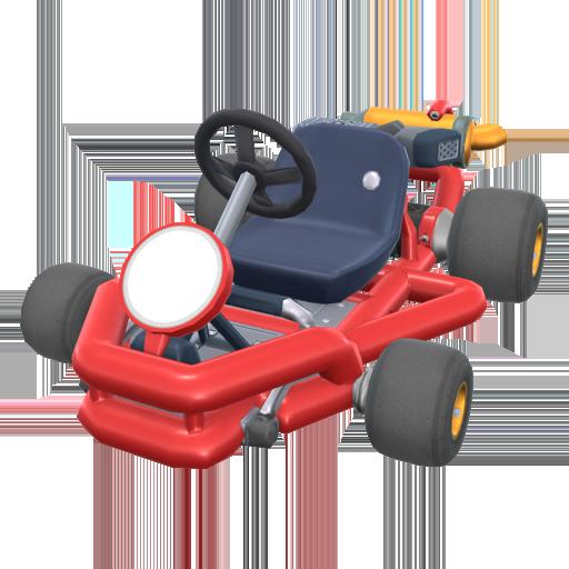 All-Star Racing 64 (MikuLuigi07)/Vehicle Variants