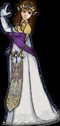 SSF2 Zelda