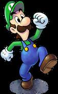 MLPJ Artwork - Luigi (alt)