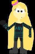 Amy fight suit