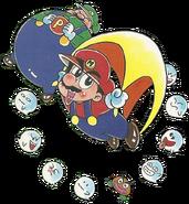 Cape Mario - KC Mario manga