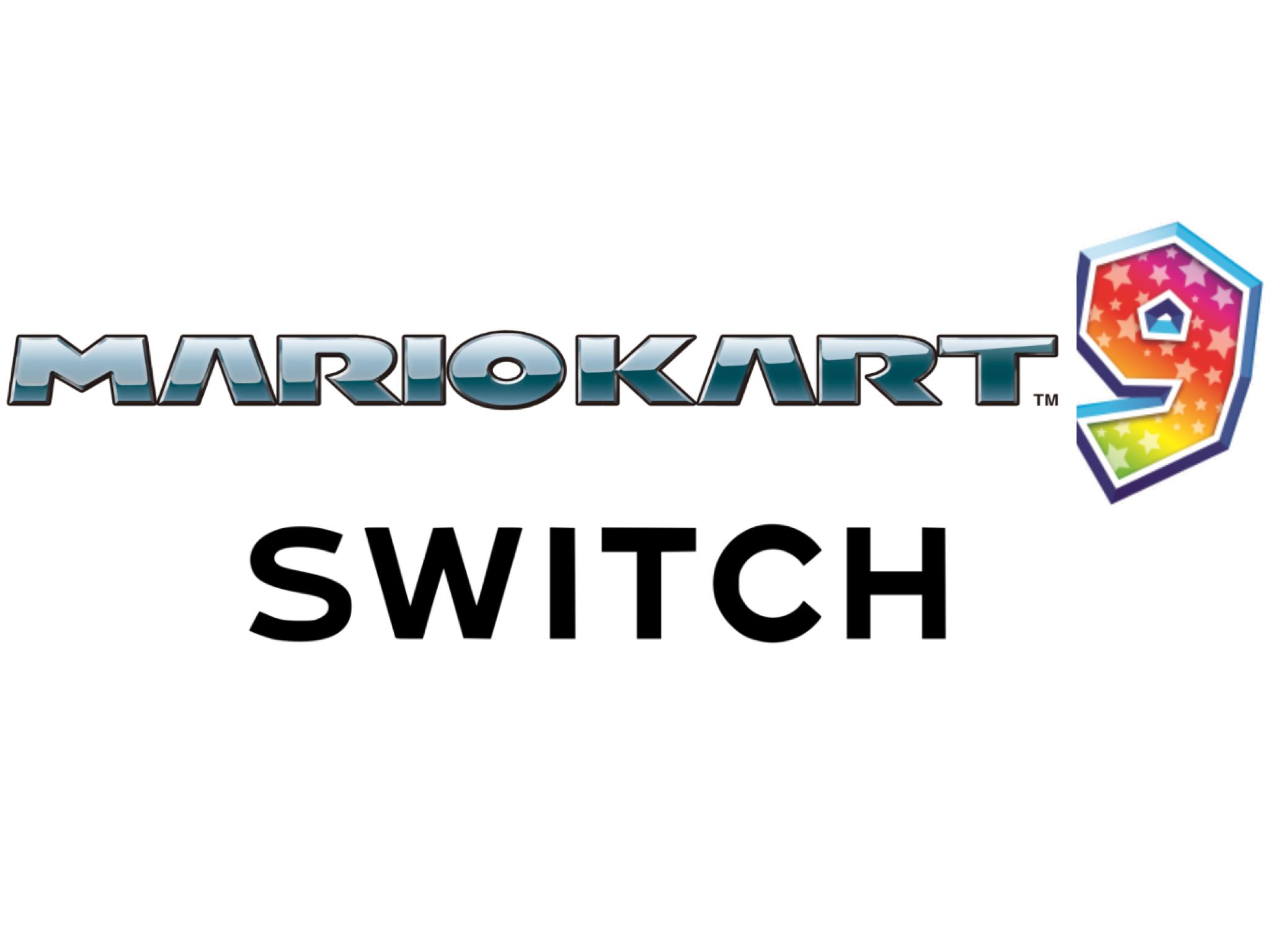 Mario Kart 9 Switch