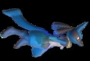 1.9.Lucario using Extreme Speed