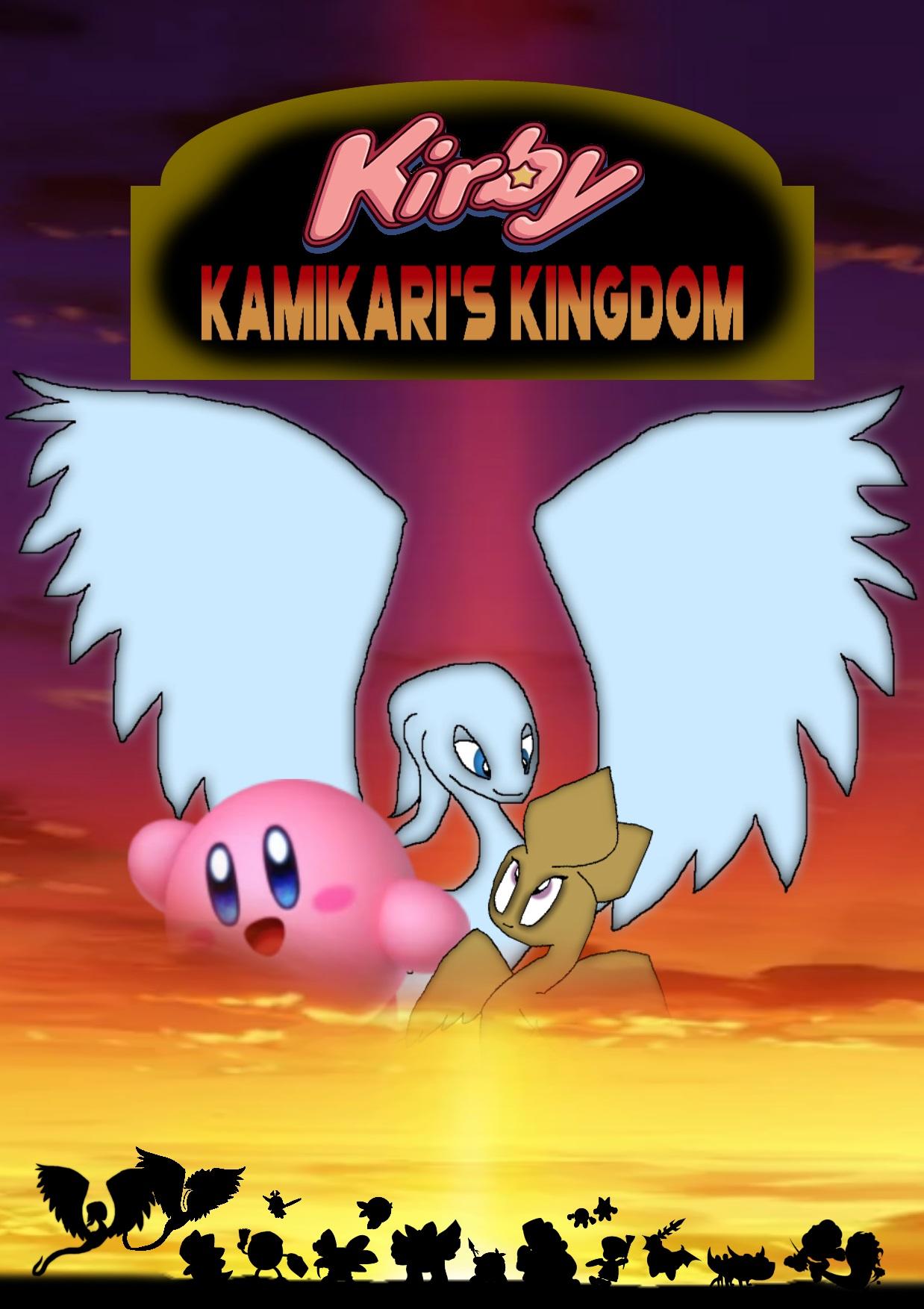 Kirby Kamikari's Kingdom