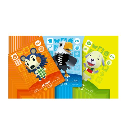 Amiibo/Animal Crossing Cards/Series 3