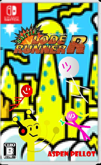 Battle Lode Runner Switch