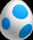 Light Blue Yoshi Egg