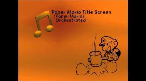 Paper Mario 5: TRoS/Soundtrack