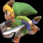 0.2.Monster Toon Link Running