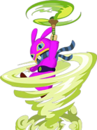 ALBW Ravio Tornado Rod Artwork