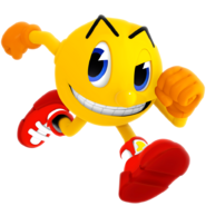 PAC-MAN Nibroc-Rock Ghostly Adventures