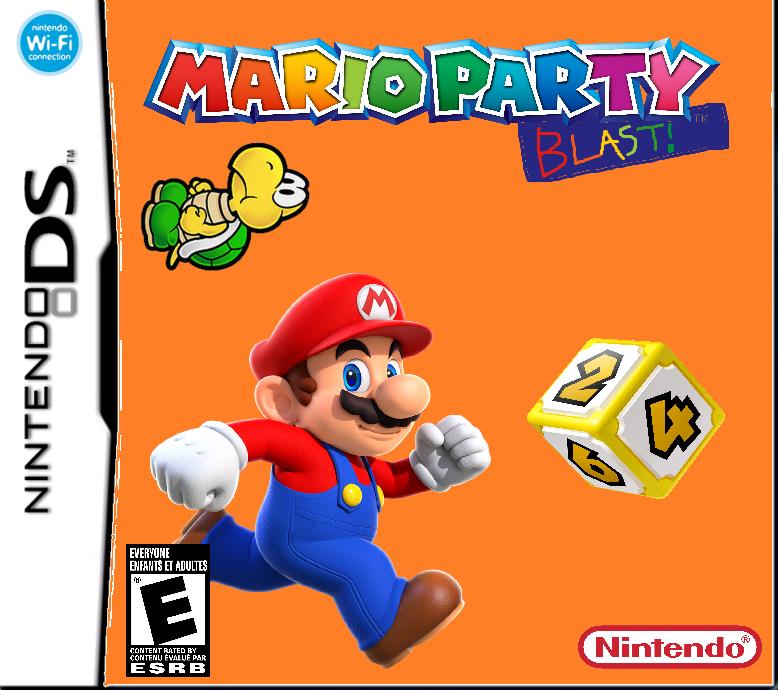 Mario Party Blast