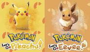 Pikachu VS Eevee