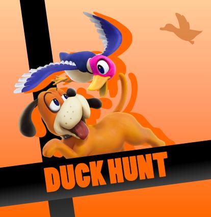 Duck Hunt Duo (USBIV)