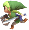 1.TH Green Toon Link 3